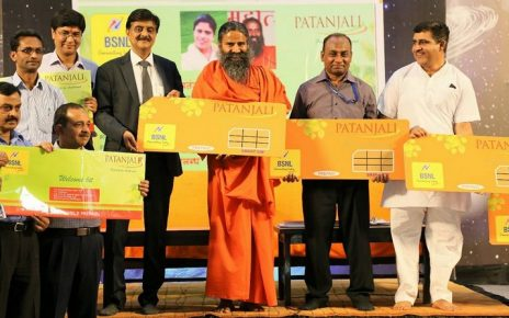 Overall Establishment Of Patanjali's SIM Card