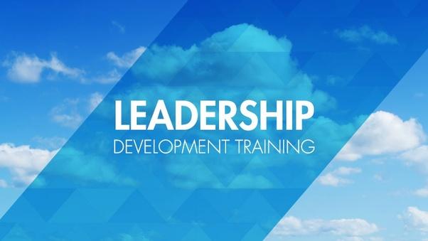 leadership development training in Canada