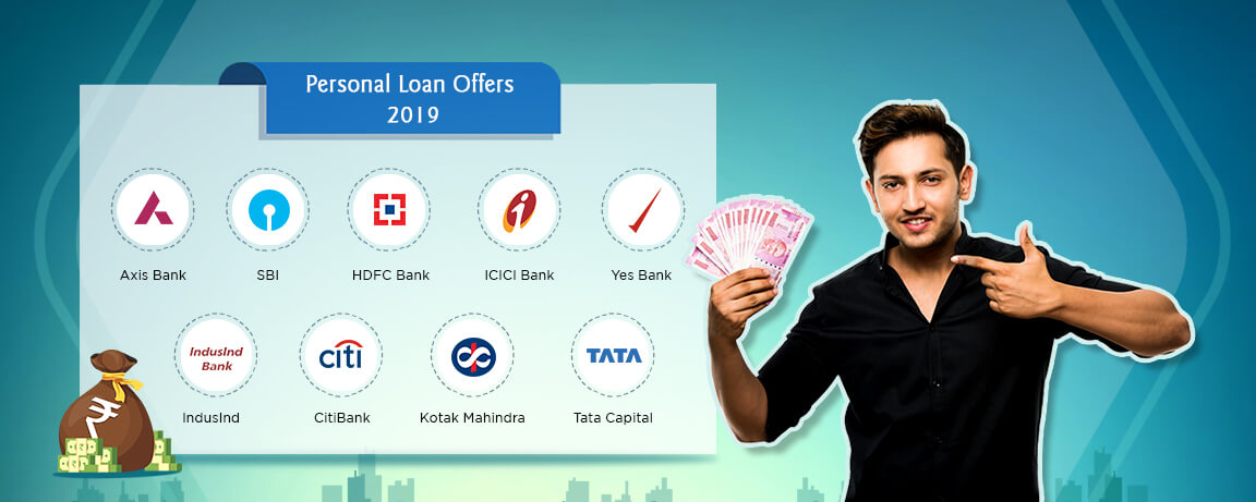 9 Best Personal Loan Offers in India in 2019