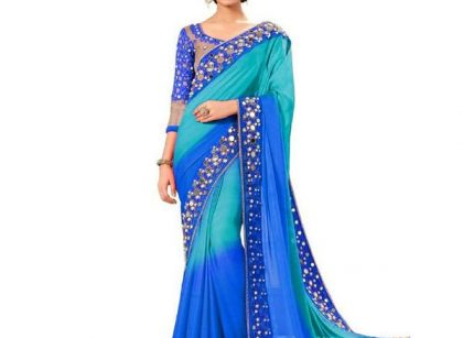 buy party wear sarees online