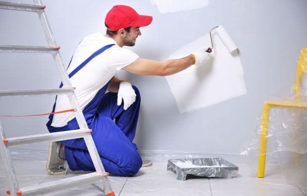 Interior Painting Job