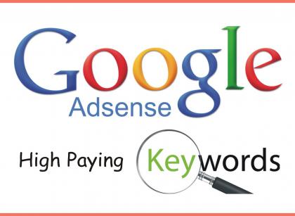 Paying Adsense Keywords