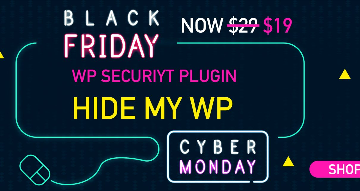 Hide My WP WordPress Security Plugin