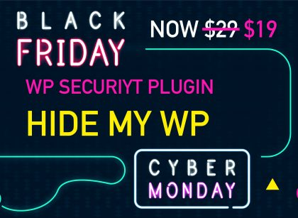 Hide My WP WordPress Security Plugin