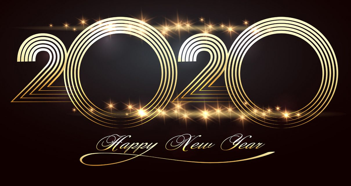 Happy New Year 2020