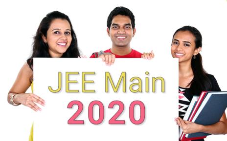 JEE Main New Exam Pattern 2020