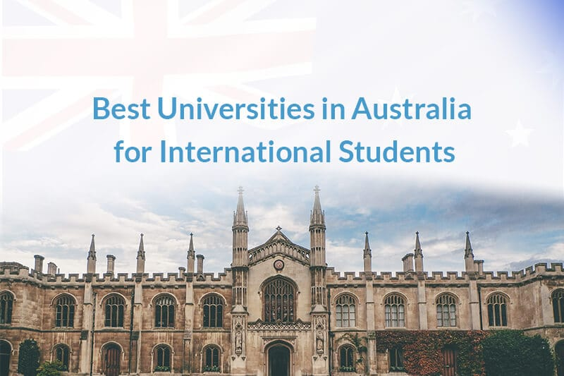 Australian Universities World Rankings