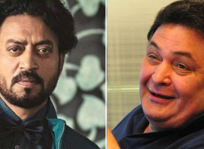 irrfan khan and rishi kapoor